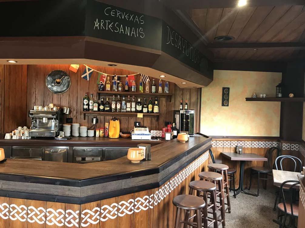 Cafetería Celta Galaico – Covas, Viveiro